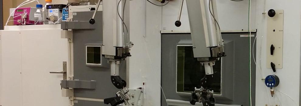 Photo of a lab machine